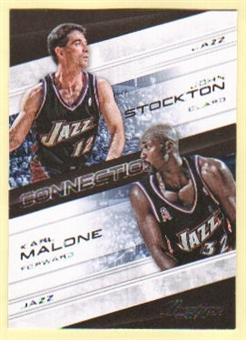 2012/13 Panini Prestige Connections #24 Karl Malone/John Stockton