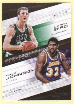 2012/13 Panini Prestige Connections #25 Magic Johnson/Larry Bird