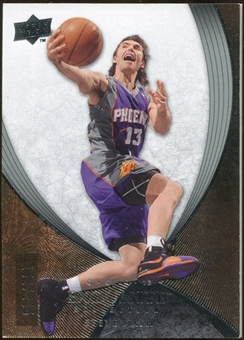 2007/08 Upper Deck Exquisite Collection #9 Steve Nash /225