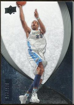 2007/08 Upper Deck Exquisite Collection #36 Marcus Camby /225