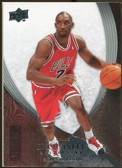 2007/08 Upper Deck Exquisite Collection #41 Ben Gordon /225