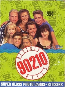 Beverly Hills 90210 Box (1991 Topps)
