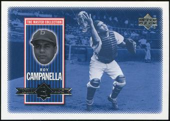 2000 Upper Deck Brooklyn Dodgers Master Collection #BD8 Roy Campanella /250