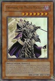 Yu-Gi-Oh SD Spellcaster Single Endymion, the Master Magician Ultra Rare