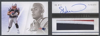 2011 Panini Playbook #130 Shane Vereen Rookie Patch Auto #239/399