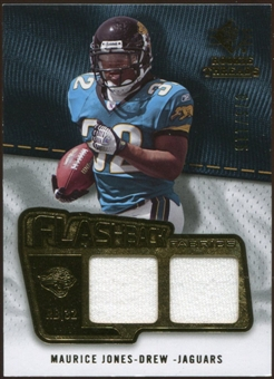 2008 Upper Deck SP Rookie Threads Flashback Fabrics #FFMJ Maurice Jones-Drew /115