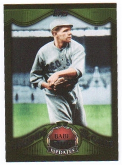 2009 Topps Legends of the Game #LGU06 Babe Ruth