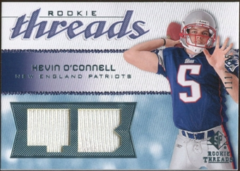 2008 Upper Deck SP Rookie Threads Rookie Threads #RTKO Kevin O'Connell /125