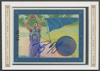 2008/09 Topps T51 Murad #T51ADHO Dwight Howard Silver Auto #06/10
