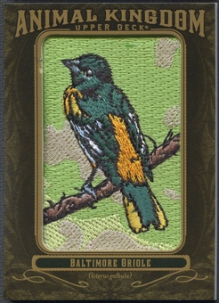 2011 Upper Deck Goodwin Champions #AK27 Baltimore Oriole Animal Kingdom Patch