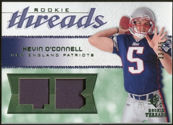 2008 Upper Deck SP Rookie Threads Rookie Threads Patch 75 #RTKO Kevin O'Connell /75
