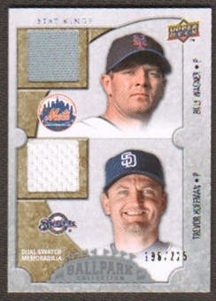2009 Upper Deck Ballpark Collection #198 Billy Wagner Trevor Hoffman /225