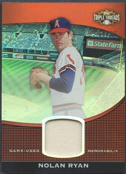 2011 Topps Triple Threads #USR17 Nolan Ryan Unity Relics Jersey #19/36