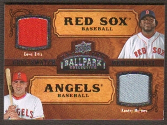 2008 Upper Deck Ballpark Collection #164 David Ortiz Kendry Morales