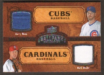 2008 Upper Deck Ballpark Collection #171 Kerry Wood Mark Mulder