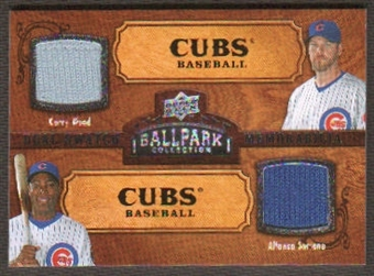2008 Upper Deck Ballpark Collection #197 Kerry Wood Alfonso Soriano