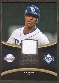 2008 Upper Deck Sweet Spot Swatches #SBU B.J. Upton