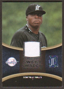 2008 Upper Deck Sweet Spot Swatches #SDW Dontrelle Willis
