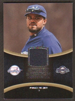 2008 Upper Deck Sweet Spot Swatches #SPF Prince Fielder