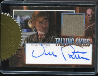 Falling Skies: Season Two Premium Pack - Will Patton Autograph Card