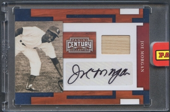 2010 Panini Century #61 Joe Morgan Bat Auto #18/25