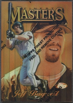 1997 Finest #10 Jeff Bagwell Refractor