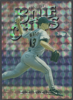 1997 Finest #102 Billy Wagner Embossed Refractor