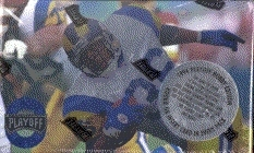 1994 Playoff Football Hobby Box (Bettis Inserts)