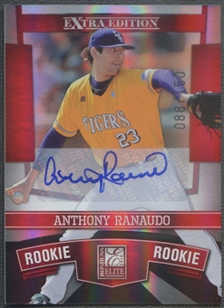 2010 Donruss Elite Extra Edition #200 Anthony Ranaudo Rookie Auto #088/150