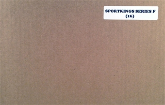 2013 Sportkings Series F Hobby 16-Box Case