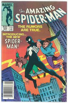 Amazing Spider-Man #252 VF/NM