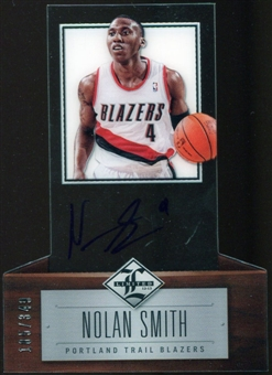 2012/13 Panini Limited #186 Nolan Smith Autograph 105/349