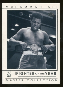 2000 Upper Deck Muhammad Ali Master Collection #6 Muhammad Ali /250