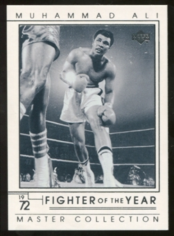 2000 Upper Deck Muhammad Ali Master Collection #9 Muhammad Ali /250