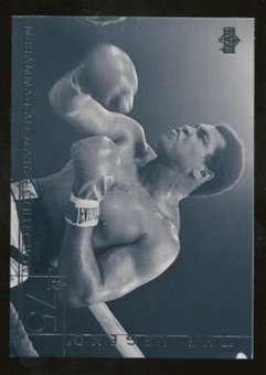 2000 Upper Deck Muhammad Ali Master Collection #13 Muhammad Ali /250