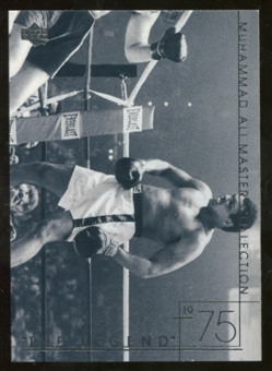 2000 Upper Deck Muhammad Ali Master Collection #18 Muhammad Ali /250