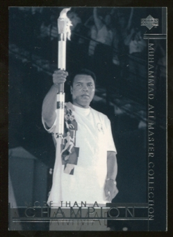2000 Upper Deck Muhammad Ali Master Collection #27 Muhammad Ali /250
