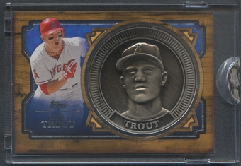 2013 Topps #CC3 Mike Trout Coin