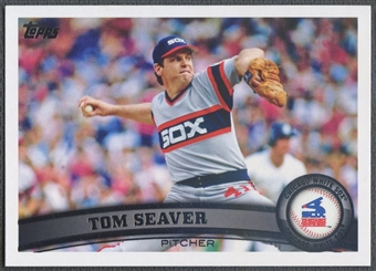 2011 Topps Update #US85B Tom Seaver SP