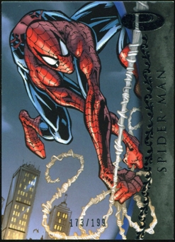 2012 Upper Deck Marvel Premier #5 Spider-Man /199