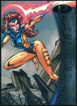 2012 Upper Deck Marvel Premier #23 Jean Grey /199