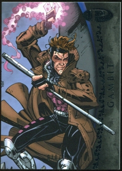 2012 Upper Deck Marvel Premier #24 Gambit /199
