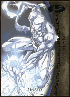 2012 Upper Deck Marvel Premier #26 Iceman /199