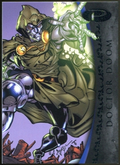 2012 Upper Deck Marvel Premier #39 Doctor Doom /199