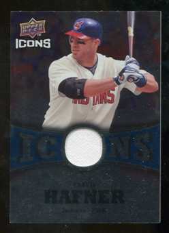 2009 Upper Deck Icons Icons Jerseys #TH Travis Hafner