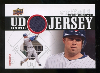 2010 Upper Deck UD Game Jersey #MC Michael Cuddyer