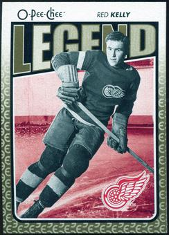2009/10 OPC O-Pee-Chee #569 Red Kelly Legends
