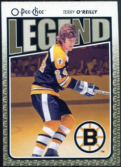 2009/10 OPC O-Pee-Chee #571 Terry O'Reilly Legends