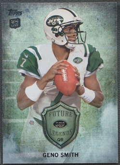2013 Topps #FLGS Geno Smith Rookie Future Legends