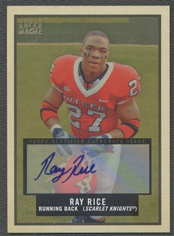 2009 Topps Magic #237 Ray Rice Auto